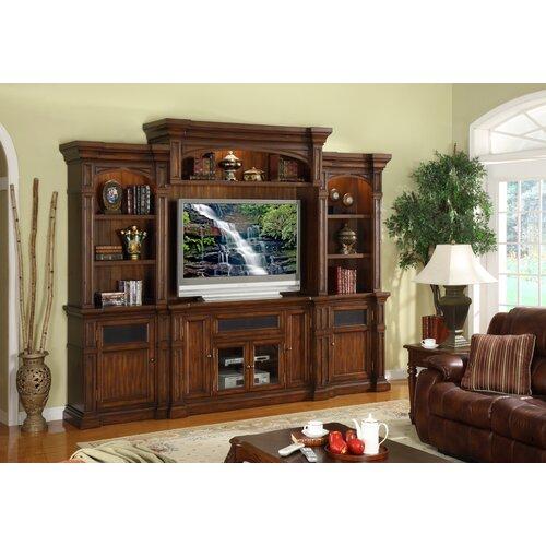 Legends Furniture Berkshire Left Bookcase / Audio Cabinet