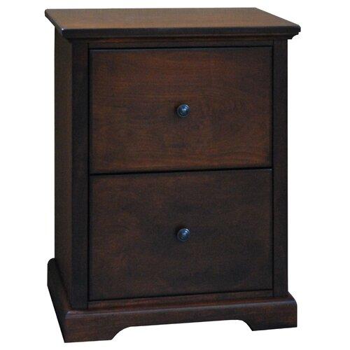 Bren2od 2-Drawer File Cabinet