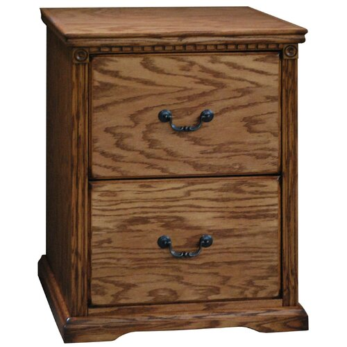 Legends Furniture Scottsdale 2-Drawer File Cabinet