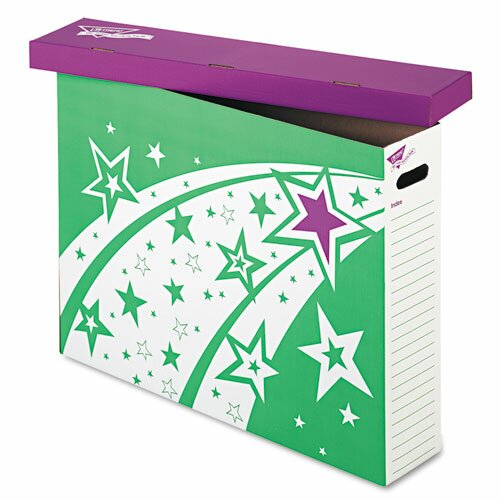 File 'N Save System Chart Storage Box