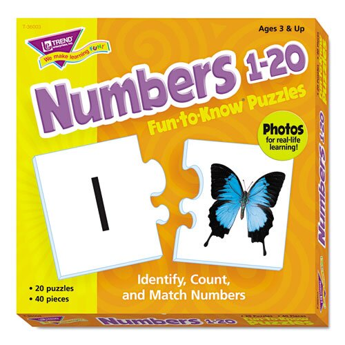 Fun To Know Number Puzzles