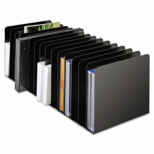 Steelmaster 15-Compartment Message Rack