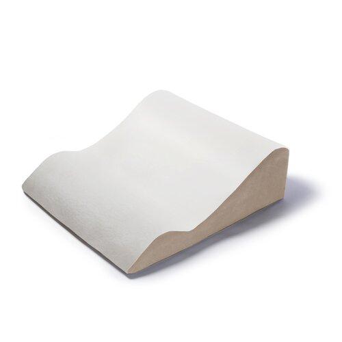 hudson medical memory foam bed wedge pillow reviews