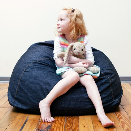 Jaxx Jr. Club Bean Bag Chair