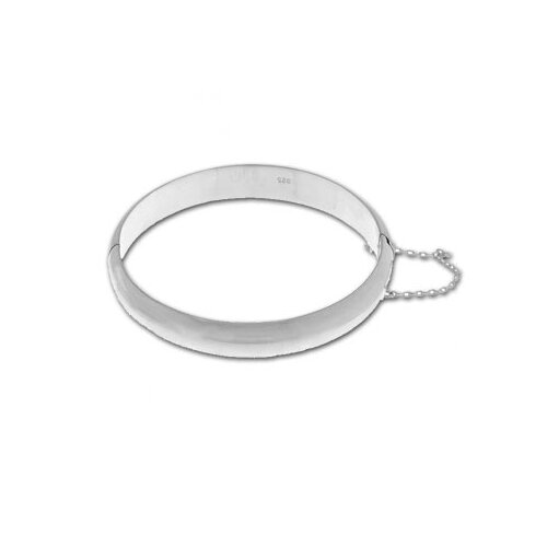 Sterling Silver 7 inches Polished Bangle Bracelet