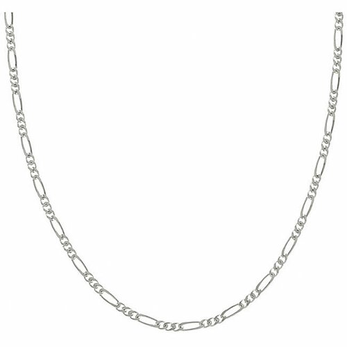 Sterling Essentials Sterling 2mm Silver Figaro Chain