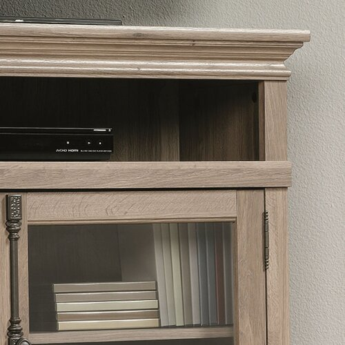 Castleton Home Corner Entertainment Stand