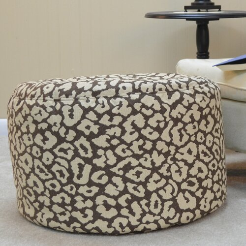 Carolina Cottage Ellis Pouf Ottoman
