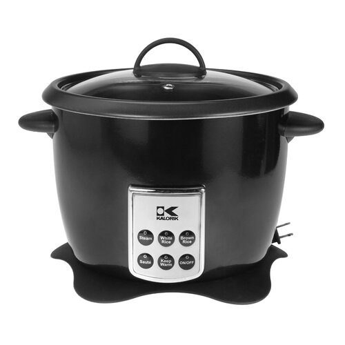 10-Cup Multifunction Digital Rice Cooker