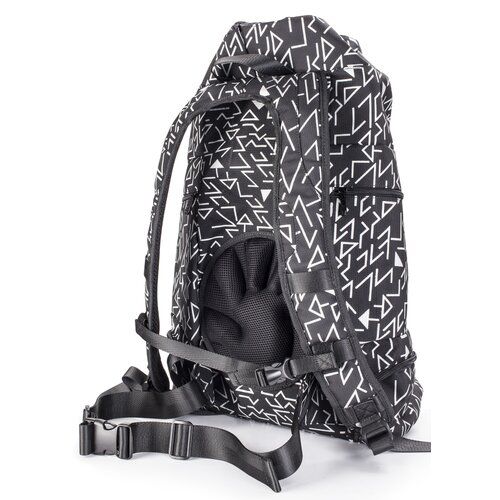 "Slappa Stovepipe 18"" Laptop Backpack Duffle"