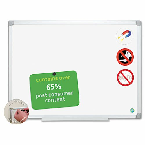 Mastervision Earth Ceramic Whiteboard