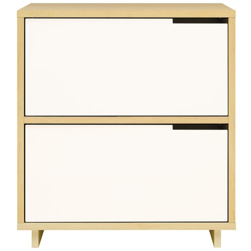 Blu Dot Modu-licious 2-Drawer  File