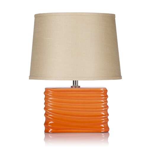 Krush Spin Blush Table Lamp