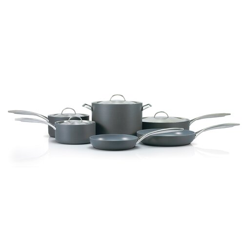 Paris 10-Piece Cookware Set