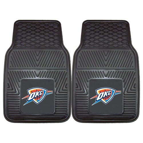 FANMATS NBA Novelty Car Mats