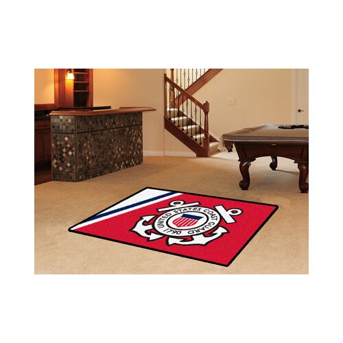 FANMATS US Armed Forces Novelty Rug