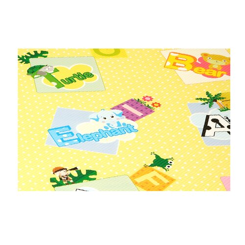 Dwinguler Safari Reversible Kids Playmat