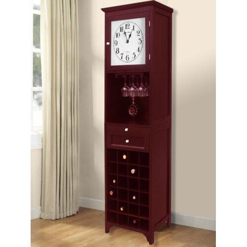 24 Bottle Wine Cabinet