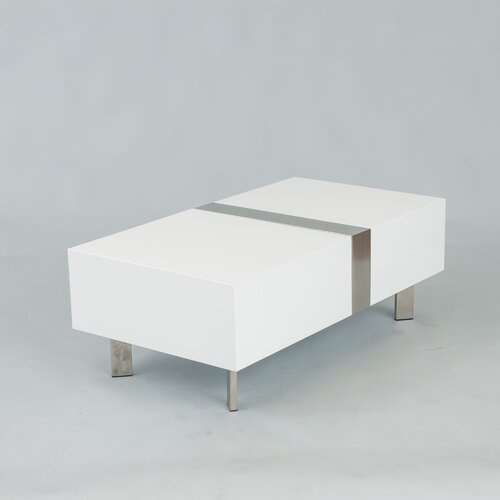 Gala Coffee Table with Hidden Storage