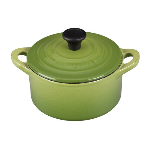 Cast Iron 0.33-qt. Round French Oven
