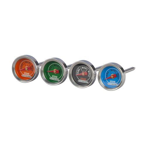 Steak Thermometers (Set of 4)