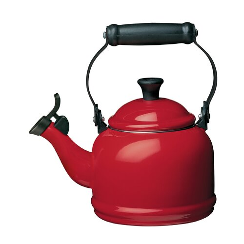 Le Creuset Enamel On Steel 1.25-qt. Demi Tea Kettle