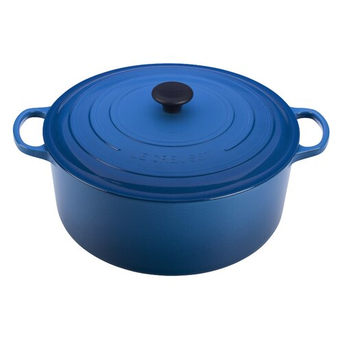 Le Creuset Enameled Cast Iron Round French Oven