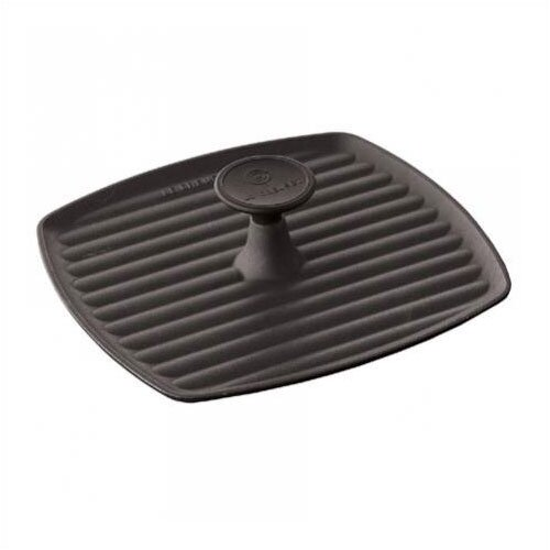 "Le Creuset Cast Iron 9"" Panini Press"