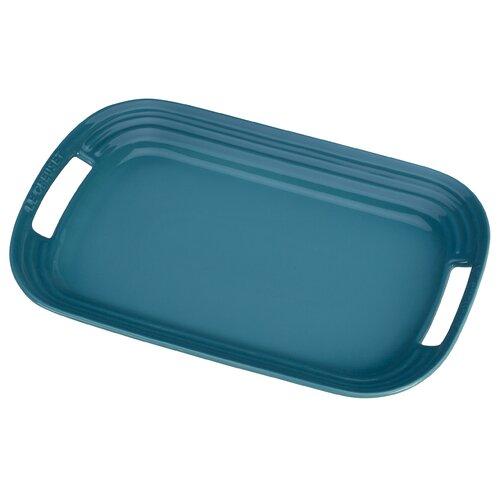 Le Creuset Stoneware Rectangular Serving Platter