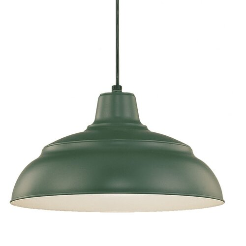 Millennium Lighting R Series 1 Light Pendant