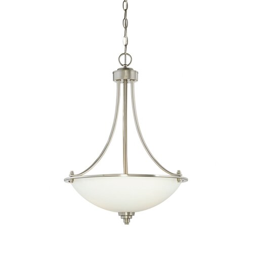 Bristo 3 Light Pendant