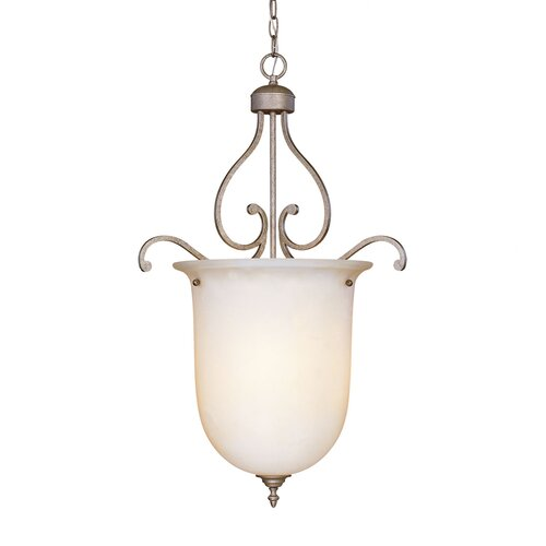 Courtney Lakes 3 Light Foyer Pendant