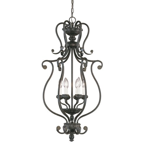 Brunswick 6 Light Pendant