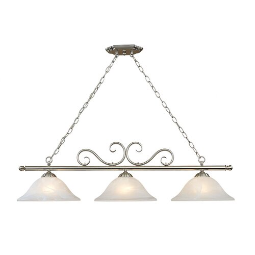 Manchester 3 Light Kitchen Pendant Lighting