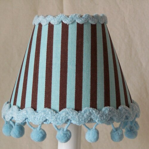 Silly Bear Lighting Striped Desserts Table Lamp Shade