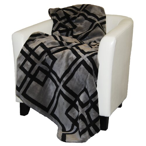 Denali Throws Acrylic George Double-Sided Throw