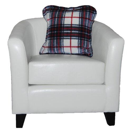 Denali Throws Acrylic / Polyester Plaid Pillow