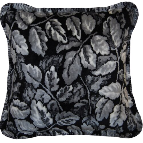 Denali Throws Acrylic / Polyester Leaves Pillow