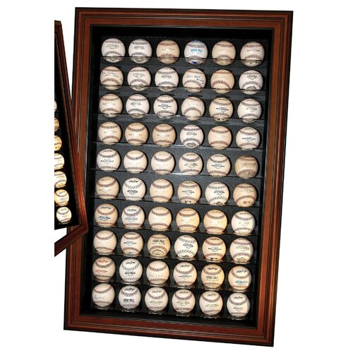 Caseworks International Sixty Baseball Display