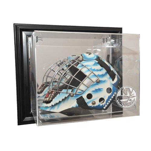 Caseworks International NHL Goalie Mask Case Up Display Case in Black