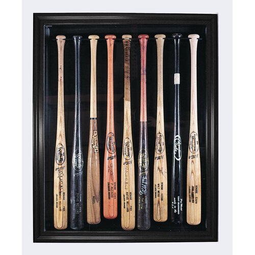 Caseworks International Nine Bat Display