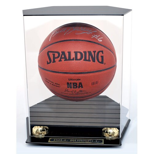 Caseworks International Floating Basketball Display Case