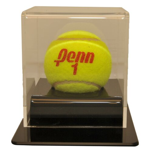 Caseworks International Single Tennis Ball Display Case