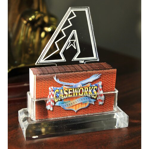 Caseworks International MLB Business Card Holder in Gift Box