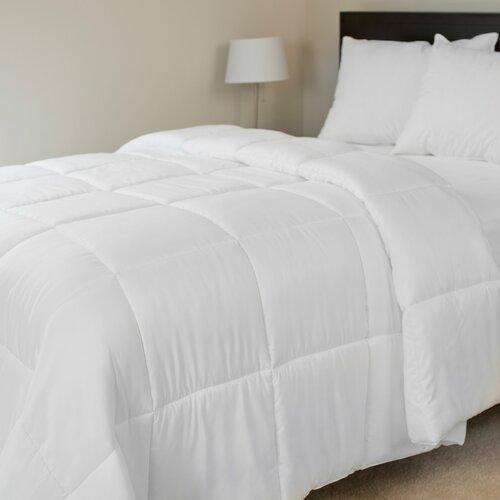 Down Alternative Overfilled Bedding Comforter