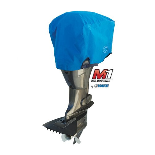 Wake Boat Motor Cover