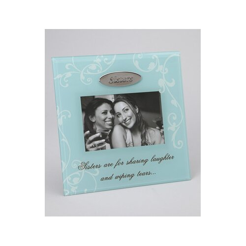 LSC Home Sister Sentiment Picture Frame