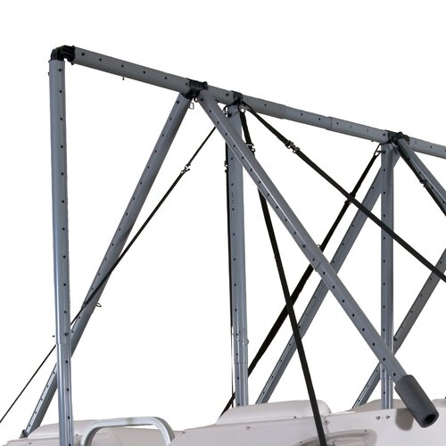 Navigloo 14 to 18½ ft Storage System Pontoon-Fishing-Runabout (tarp not included)