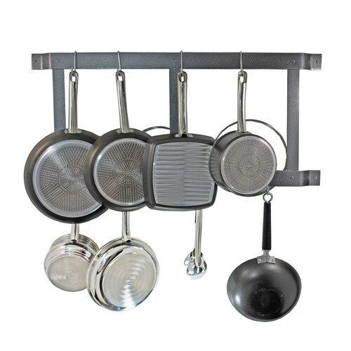Ultimate Wall Mounted Pot Rack