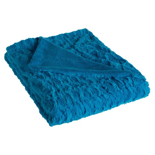 Northpoint Trading Inc. Dreamfountain Exquis Faux Fur Throw